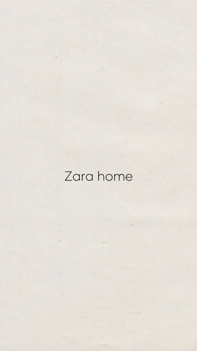 Сертификат Zara Home