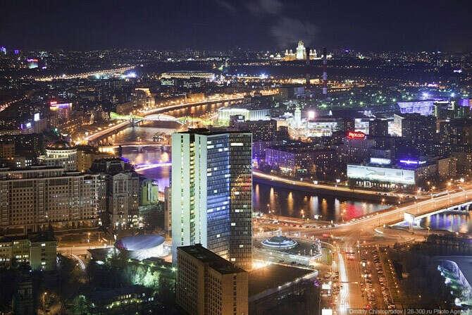 Съездить в Москву