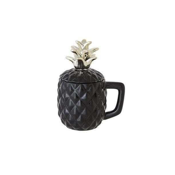 Кружка для коктейля (черная)