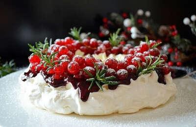 """Приготовить десерт """"Павлова"""""""