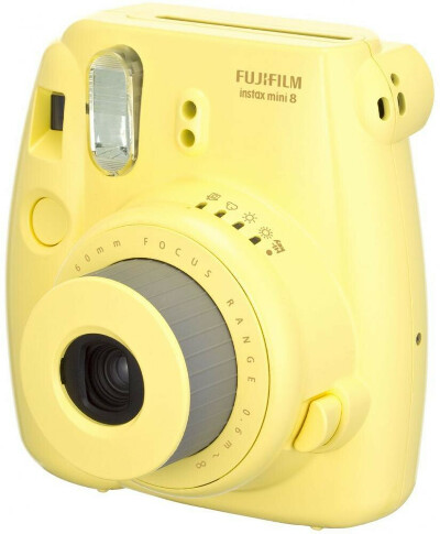 Fujifilm Instax Mini 8 (желтый)