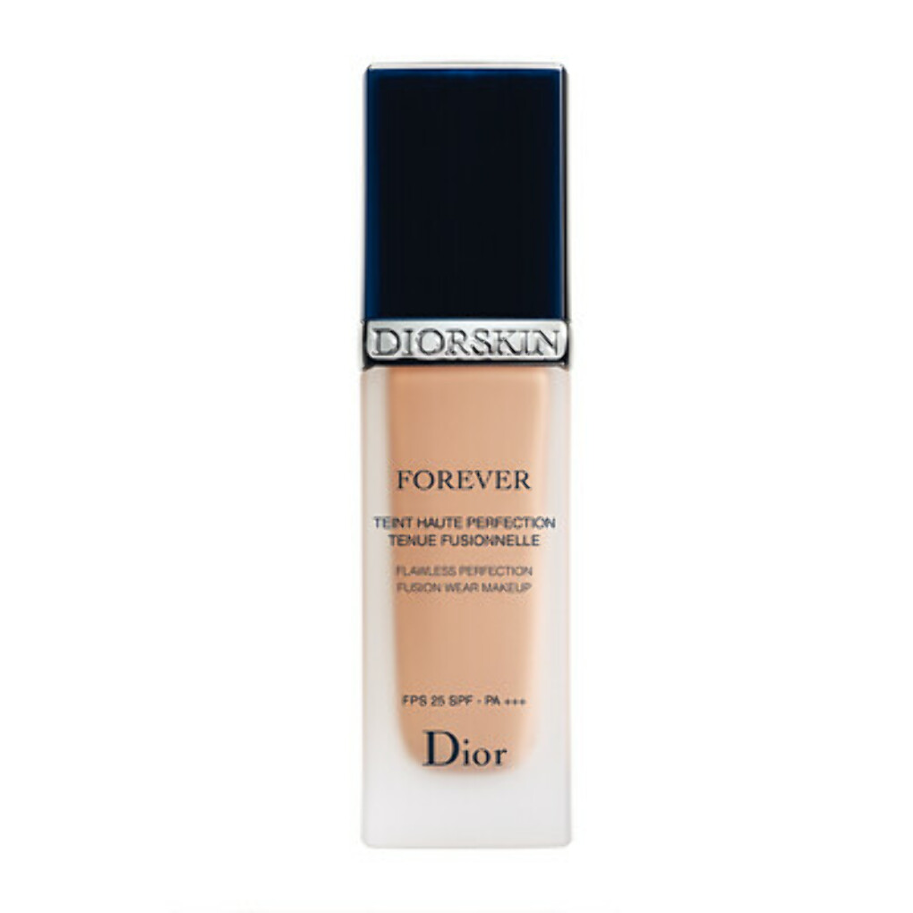 DIORSKIN FOREVER LIQUID Flawless Perfection Fusion Wear Makeup SPF 25