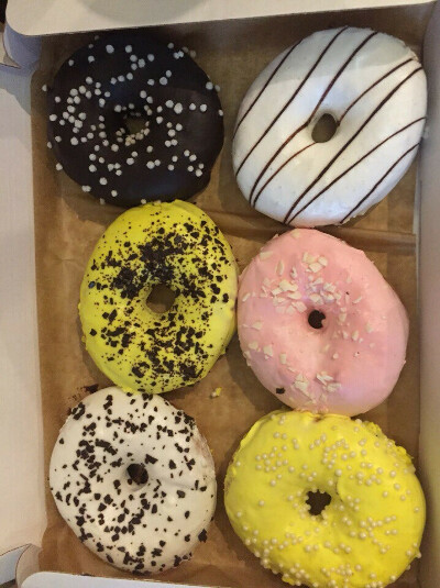 Пончики HAPPY PONCHIK
