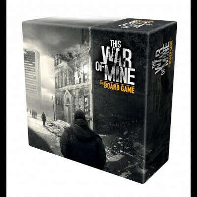 Настольная игра This War of Mine