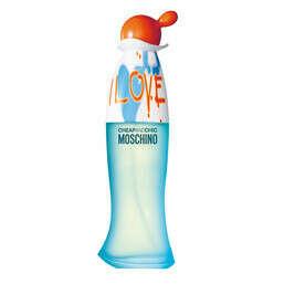 Moschino I Love Love Туалетная вода цена от 2520 руб купить в интернет магазине парфюмерии ИЛЬ ДЕ БОТЭ, parfum арт 6A28
