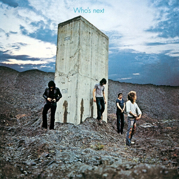 The Who. Who's Next (LP)