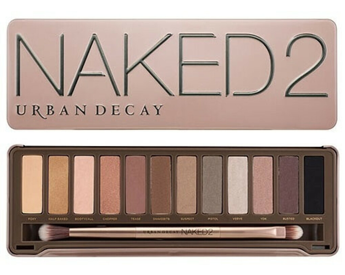Хочу палетку Naked 2!
