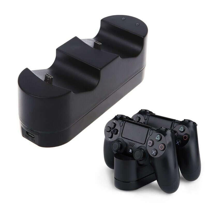 зарядка джойстиков для PS4