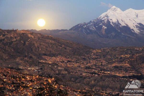Большой поход по Боливии: Анды, Титикака и солончаки Уюни
