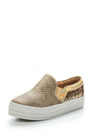 Женская обувь слипоны Ideal за 2299.00 руб. в интернет-магазине Lamoda.ru