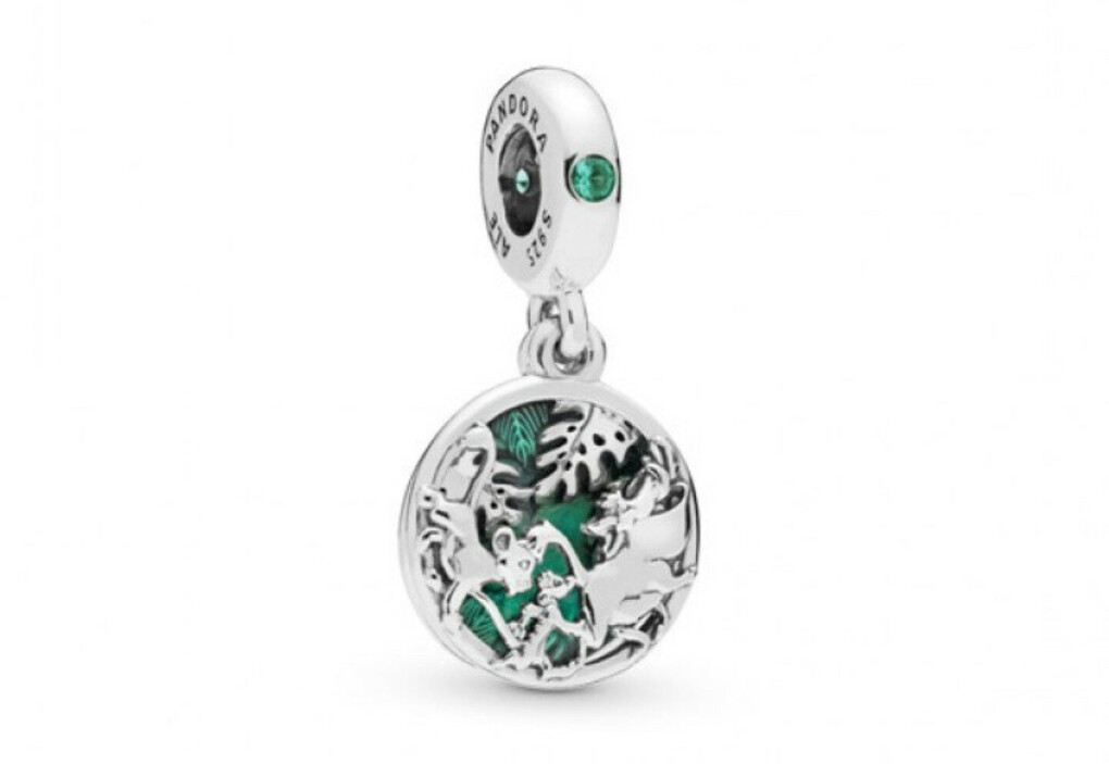 Pandora Charm - The Lion King