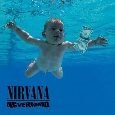 винил Nirvana / Nevermind