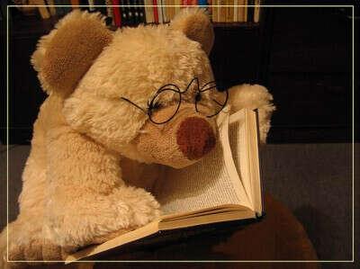 Чтобы мне почитали сказку на ночь)