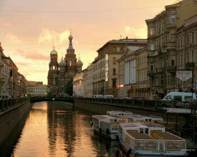 В Санкт-Петербург!