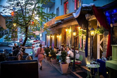 Сходить в ресторан Très FRANÇAIS