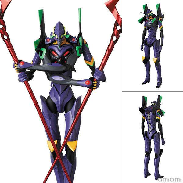 """MAFEX No.114 MAFEX Evangelion Unit-13 """"Rebuild of Evangelion: Q""""(Pre-order)"""