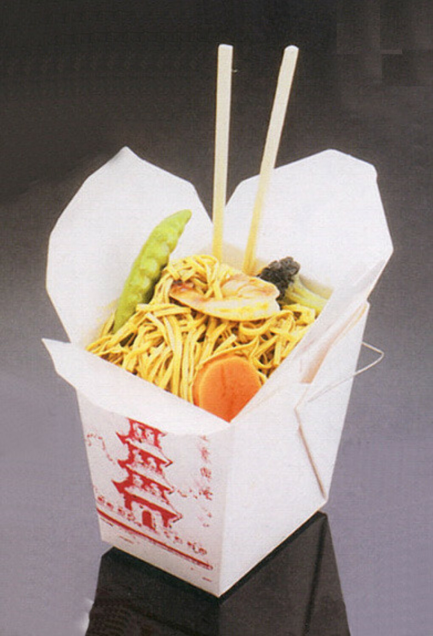Попробовать китайскую еду