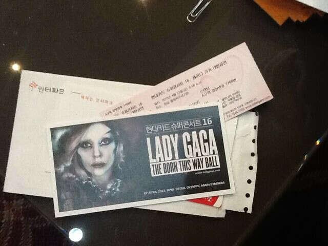 билеты на концерт леди гага