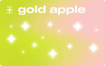 Подарочный сертификат в Золотое яблоко