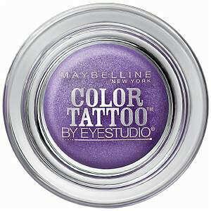 Maybelline New York Color Tattoo 24hr Gel-Cream Eyeshadow Purple