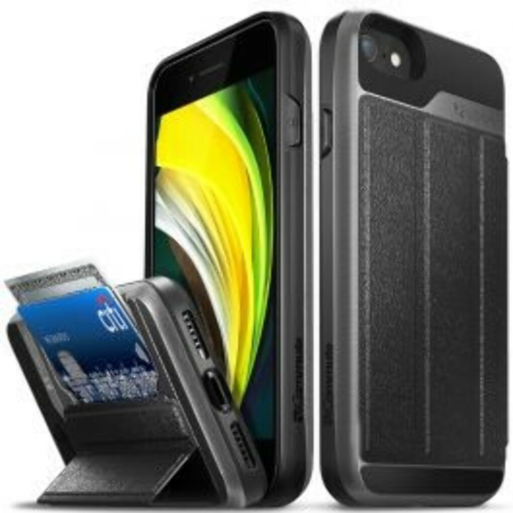 iPhone SE 2020 Wallet Case vCommute