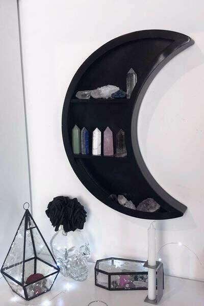 Luna Wooden Shelf