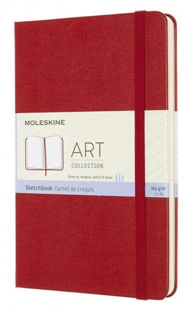 Блокнот для рисования Moleskine Art Sketchbook Medium