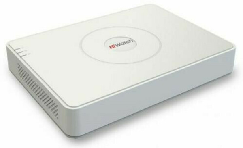 Видеорегистратор HiWatch DS-N208P(B)