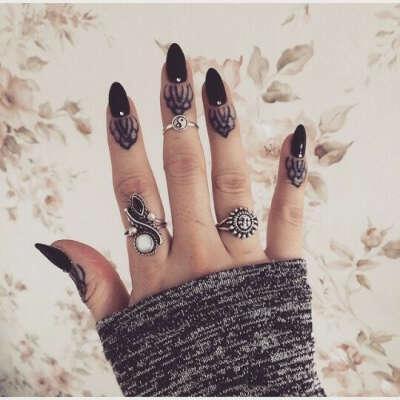 необычные кольца/украшения