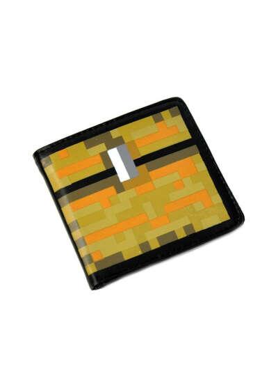 Пиксельный кошелек сундук Chest, Gift Development