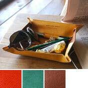 Пенал Tray Pencil Case Ver.2 (разные цвета) / Коричневый