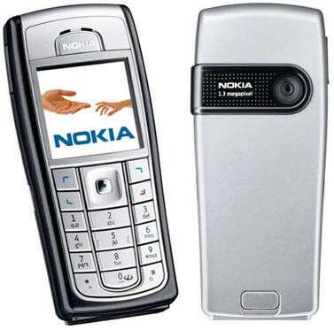 Корпус на Nokia 6230i