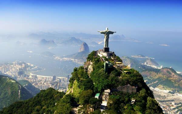 Побывать в Рио-де-Жанейро (Бразилия)
