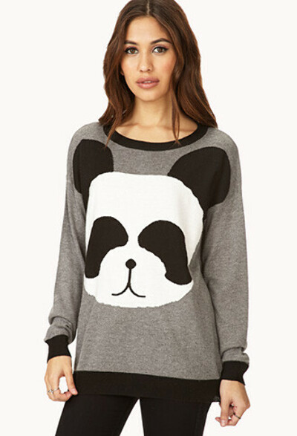 Panda Pal Sweater