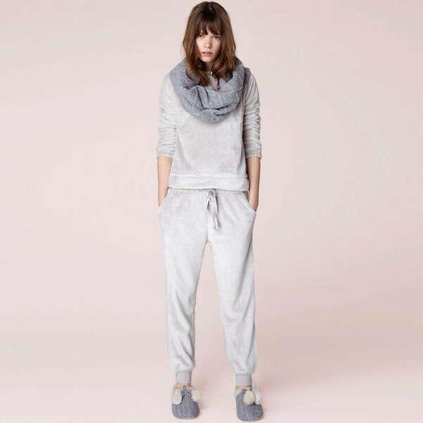 Няшную пижамку и носко-тапульки