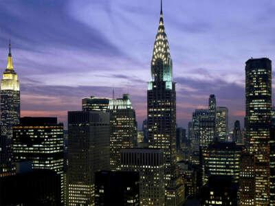 Жить в Нью-Йорке