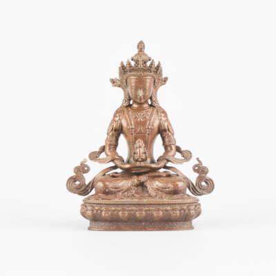 Статуэтка Будды Амитабхи