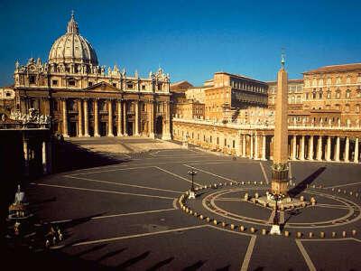 В Ватикан