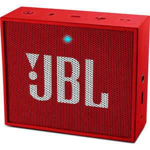 Портативная колонка JBL GO red в интернет магазине Techport.ru