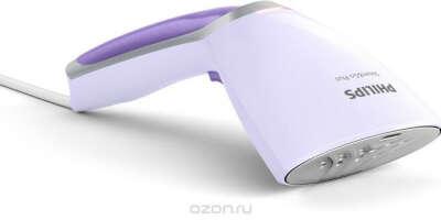 Philips Steam&Go GC360/30, White Lilac ручной отпариватель для одежды