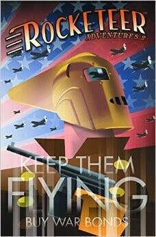 Rocketeer Adventures Volume 2                                Hardcover                                                                                                                                                                                – Decembe