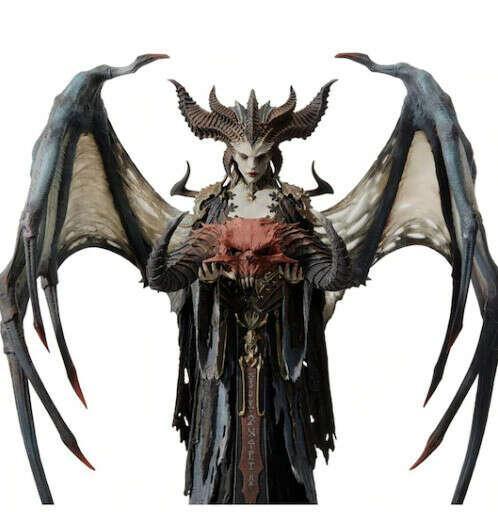 """Diablo Lilith 24.5"""" Premium Statue"""