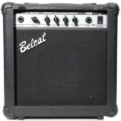 Басовый комбо Belcat 15B-Belcat
