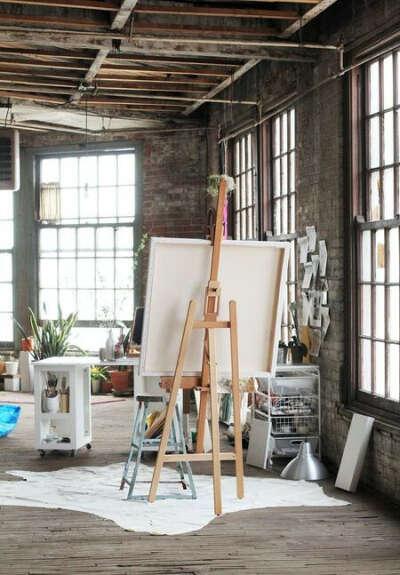 Комнату для творчества