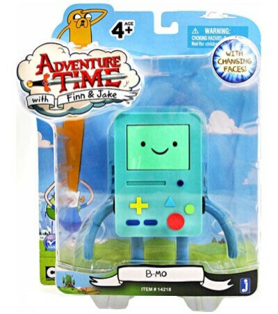 """Adventure Time 5"""" Action Figure B-Mo"""