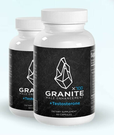 Granite Male Enhancement - The #1 New Performance Pill?