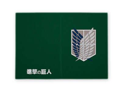 """Обложка для паспорта """"Крылья свободы"""""""