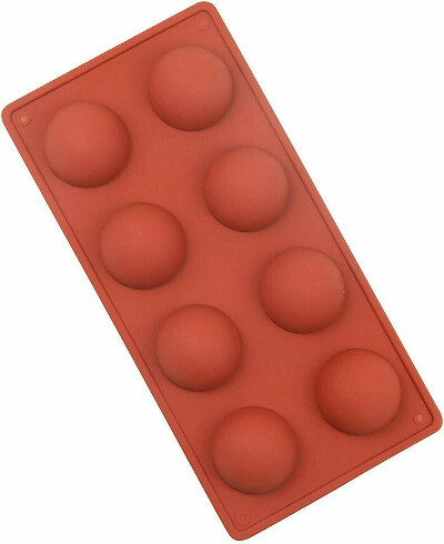 Форма для выпечки BakeMeShop, 29,6 см х 17,4 см, 8 яч., 1 шт