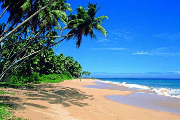на Шри-Ланку
