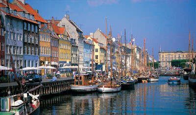Дания. Копенгаген